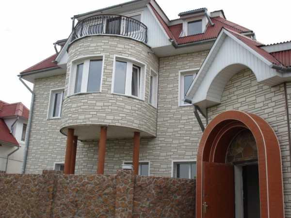 Монтаж фасадных панелей fineber серии камень природный
