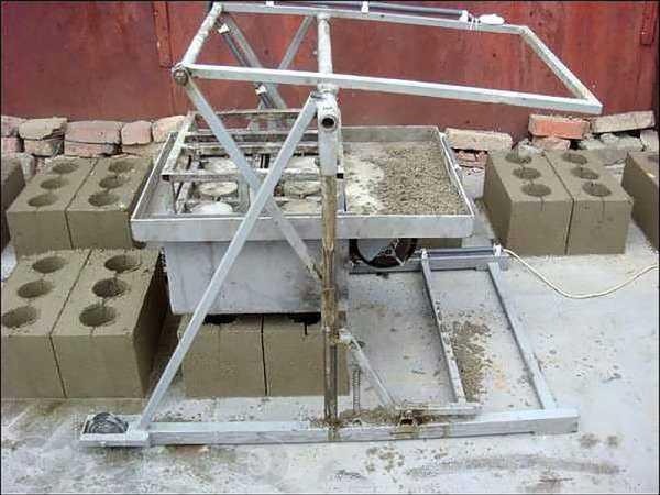 Технология производства состава шлакоблоков – особенности используемого оборудования и этапы изготовления