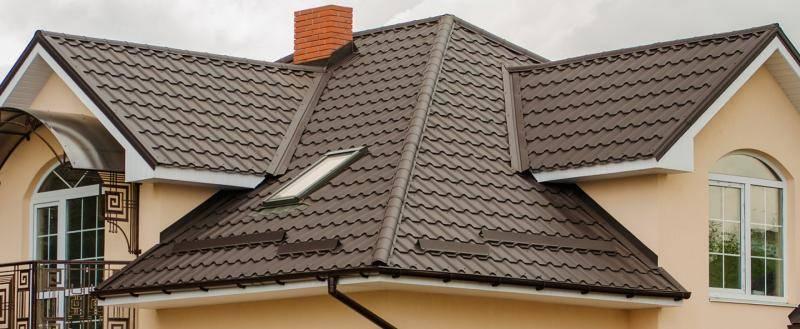 Ендова крыши: тонкости устройства и монтажа