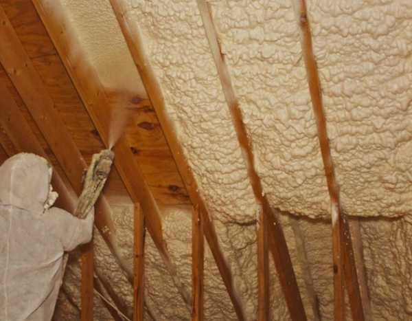 Как утеплить крышу дома изнутри своими руками — пошаговое видео и фото