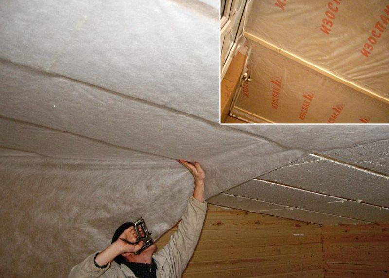Нужна ли пароизоляция под профнастил на крышу – выбор материала и способа укладки