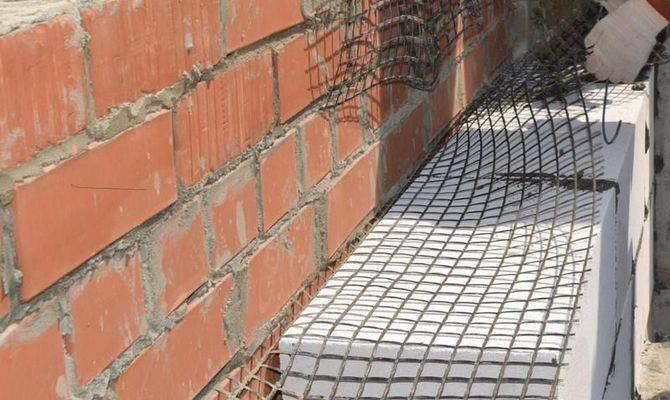 Базальтовая кладочная сетка, применение и преимущества - самстрой - строительство, дизайн, архитектура.