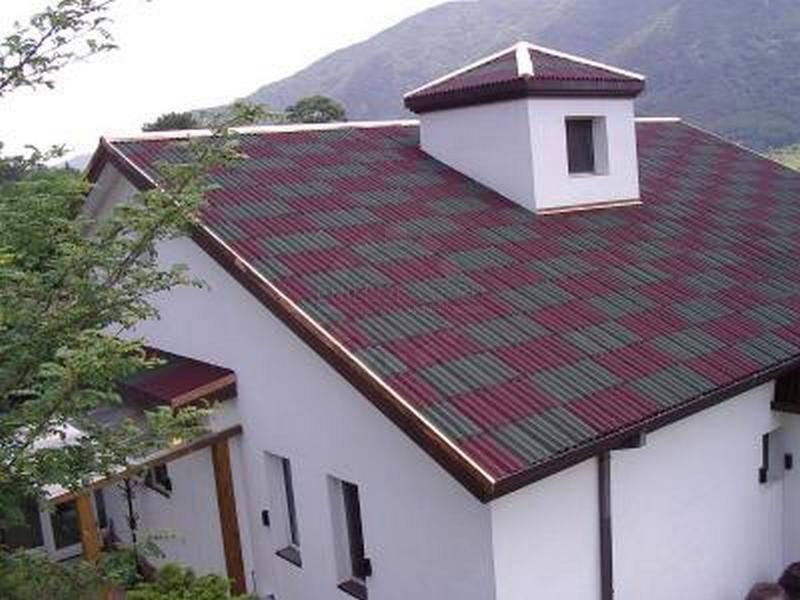 Прозрачный шифер для крыши - плюсы и минусы, монтаж