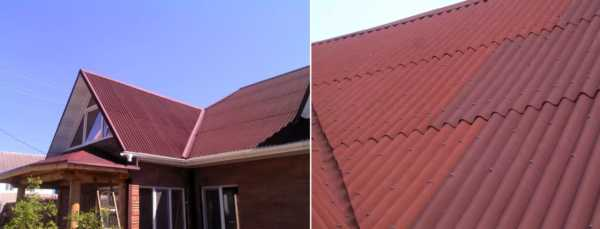 Как правильно покрыть крышу ондулином своими руками — пошаговая видео инструкция по монтажу и укладке (фото)