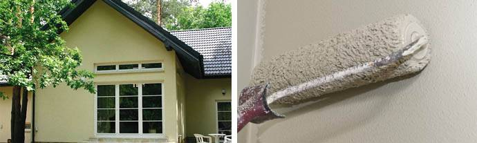 Виды красок для фасада или как выбрать фасадную краску для наружных работ