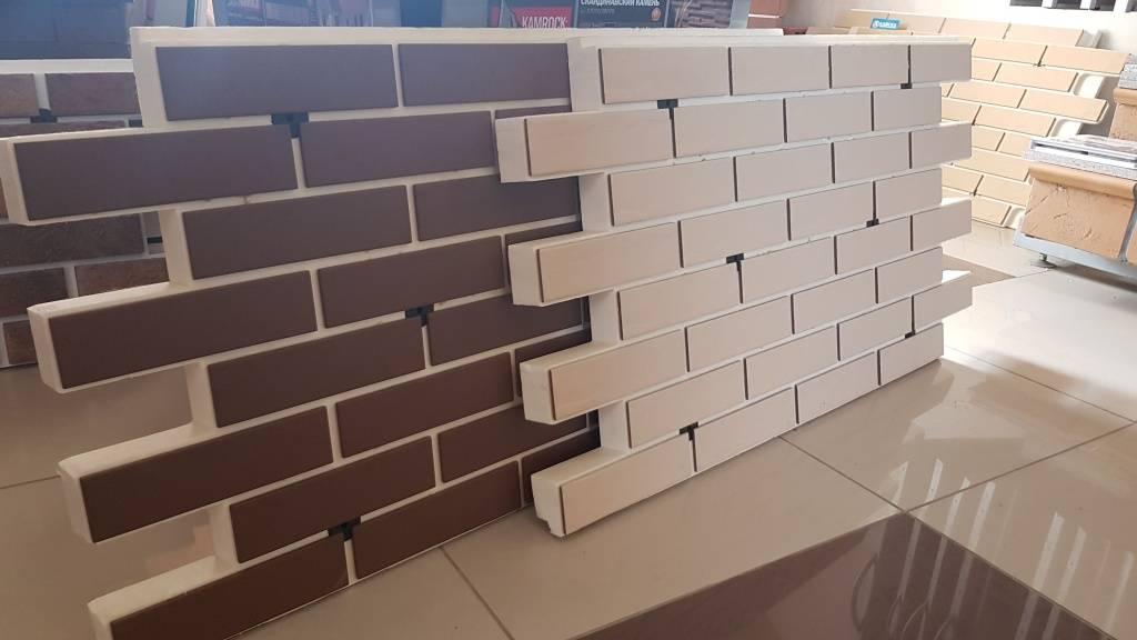 Фасадные панели под кирпич: облицовка дома, материалы для наружной отделки, фото и цены в москве