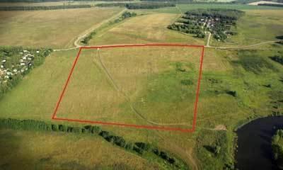 Процедура установления границ земельного участка