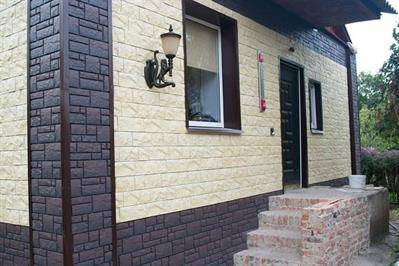 Фасадные панели фирмы нордсайд - строим сами