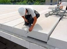 Разновидности и правила монтажа плит перекрытия на кирпичную стену