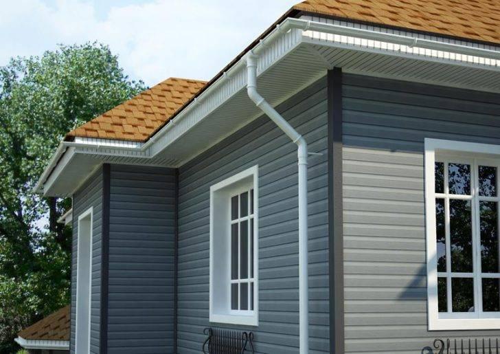 Сайдинг под дерево для наружной отделки: металлический, виниловый, акриловый, фиброцементный (фото домов)