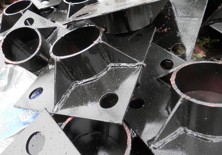 Производство винтовых свай и жби опор для свайных фундаментов: этапы изготовления, топ заводов-производителей