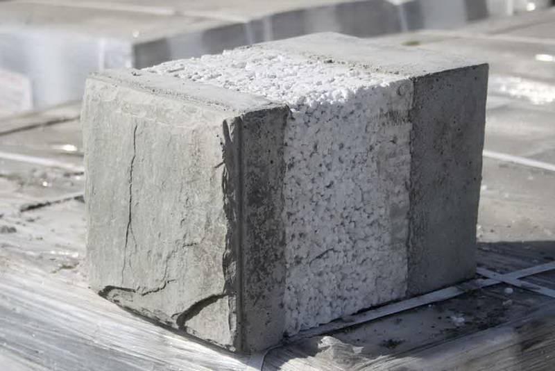 Сколько рядов шлакоблока можно класть за раз — строительный портал №1