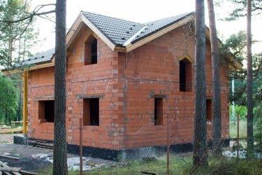 Дом из керамоблоков своими руками