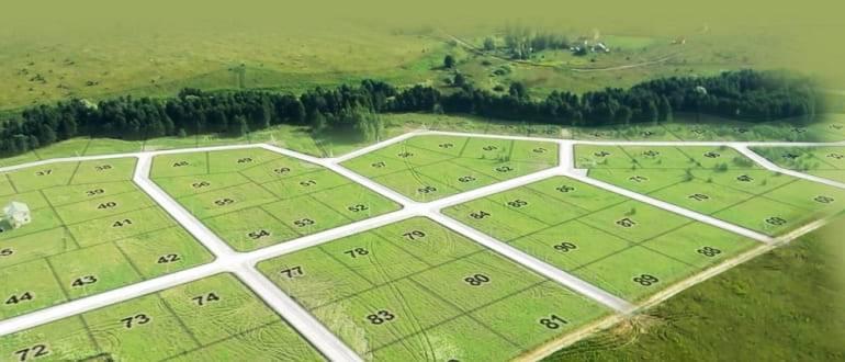 Межевание земель сельхозназначения, лесных участков и земель общего пользования