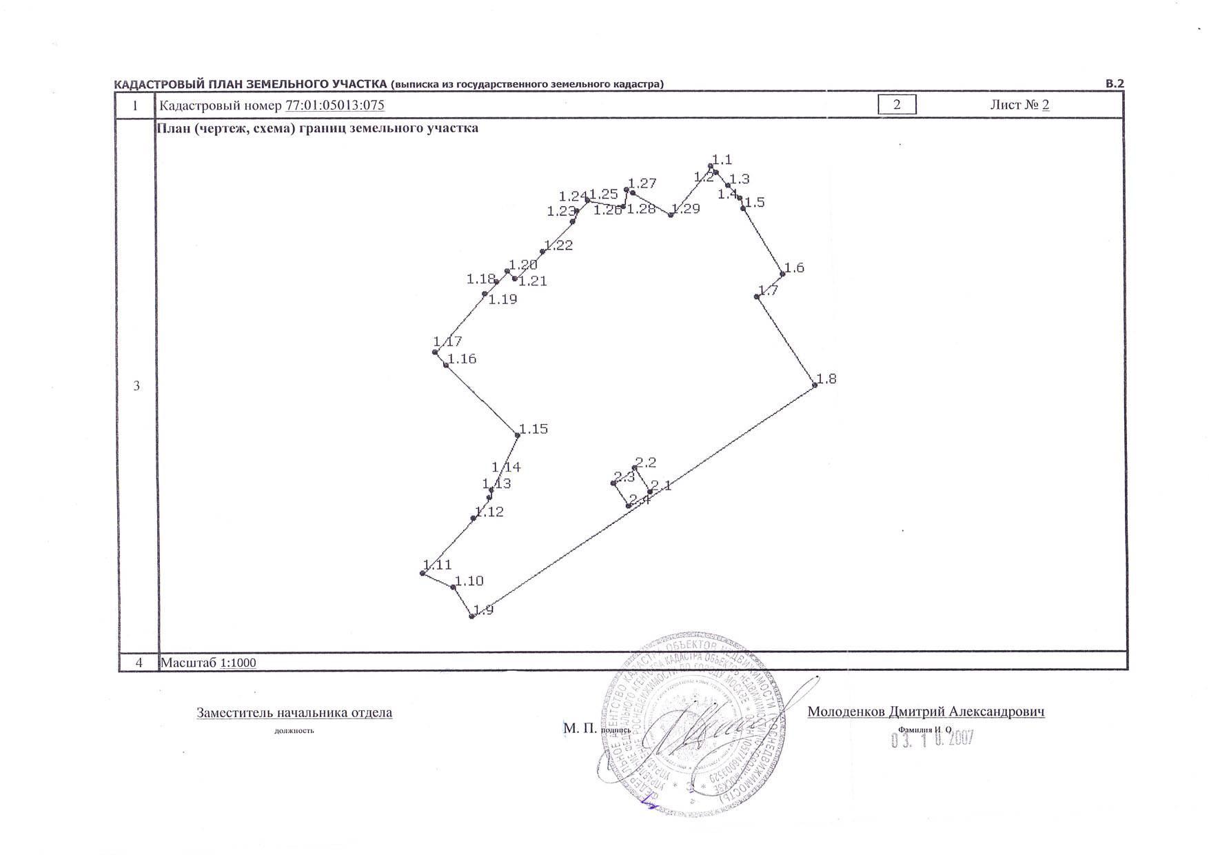 Как выглядит документ о межевании земельного участка и что делать после процедуры межевания?