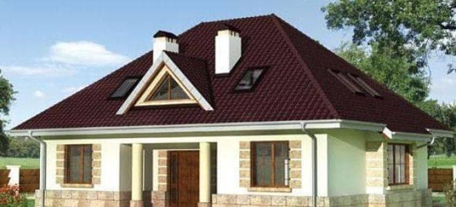 Четырехскатная крыша: особенности стропильной системы и этапы монтажа