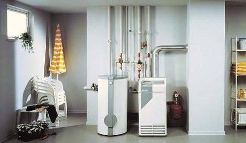 Напольные газовые котлы для отопления дома. виды, какой покупать