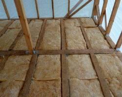 Технология утепления стен каркасного дома минеральной ватой изнутри и снаружи