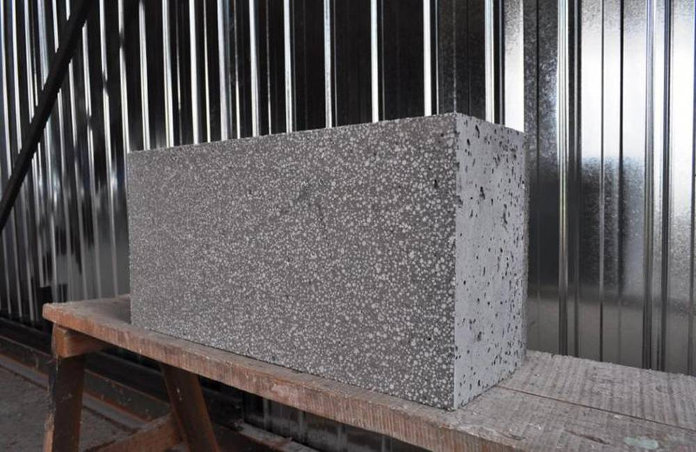 Плюсы и минусы полистиролбетонных блоков