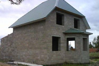 Кладка керамзитобетоных блоков: пошаговая инструкция