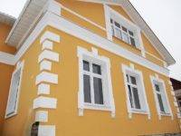 Покраска фасада дома как эффективный и недорогой способ отделки