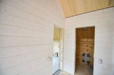 Особенности блок-хауса с имитацией бруса