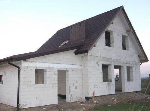 Минусы домов из бруса