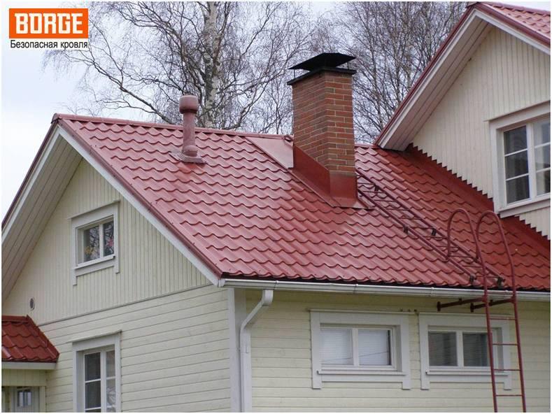 Почему без снегозадержателя на крыше не обойтись? виды устройства и особенности его монтажа