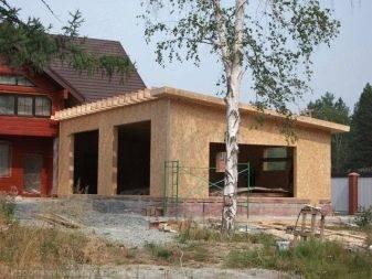 Дом из осб панелей: характеристики, поэтапная постройка и процесс отделки