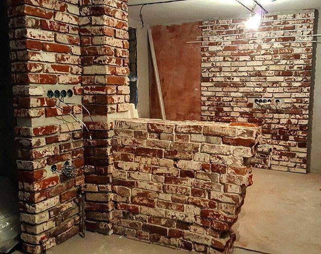 Утепление стен кирпичного дома изнутри: выполняем своими руками