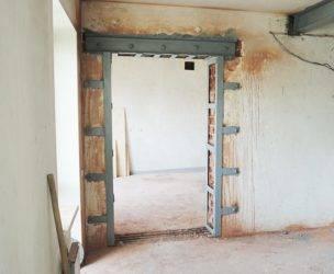 Возведение стен дома из газоблоков
