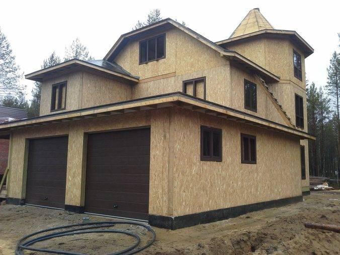 Сколько стоит построить дом из сип-панелей: цены, расходы, составление сметы