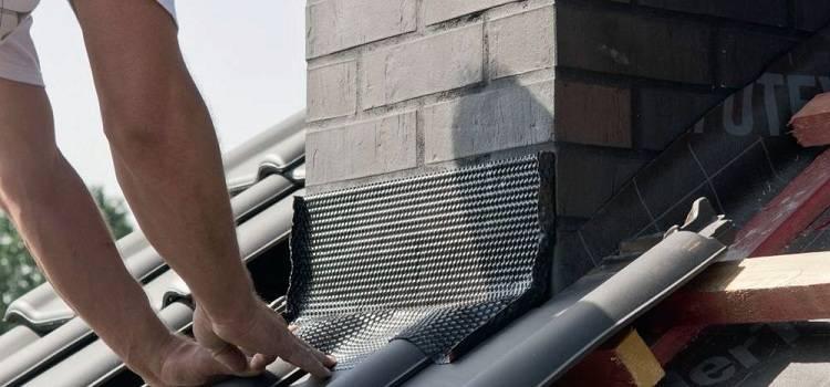Дымоход через металлочерепицу: как вывести, особенности монтажа