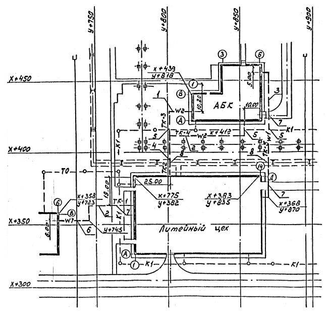 Технология прокладки кабеля в траншее