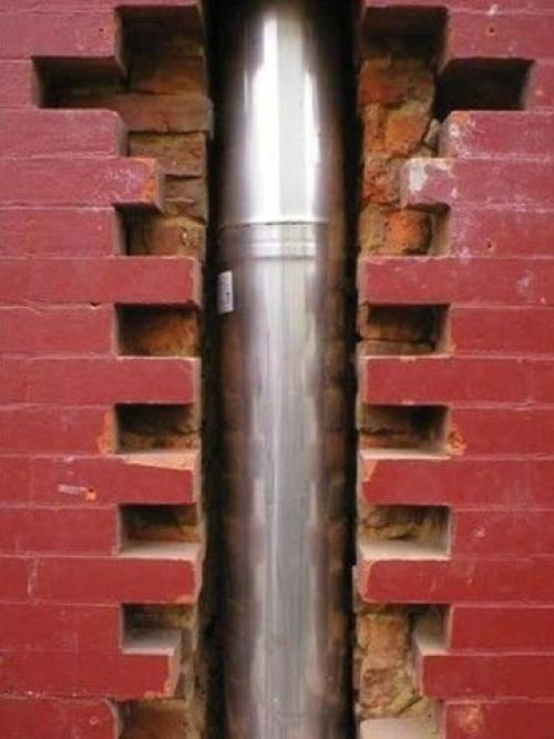 Как сделать дверной проем в кирпичной стене: пробивка, перенести, заложить