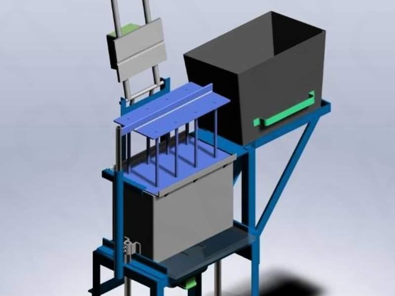 Описание оборудования, используемого при производстве арболитовых блоков