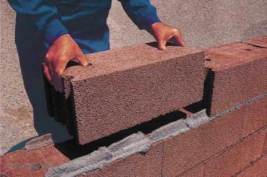 Кладка керамзитобетонных блоков своими руками, пошаговая инструкция