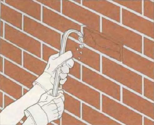 5 способов заделки трещин в кирпичных стенах и ремонт штукатурки