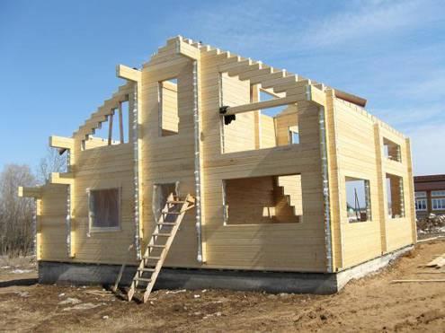 Обзор новых технологий строительства деревянных домов ⋆ domastroika.com