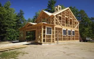Плюсы и минусы каркасных домов лстк, технология строительства