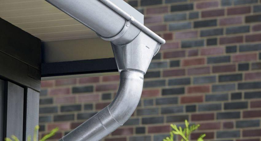 Водостоки для крыши металлические монтаж своими руками - клуб мастеров