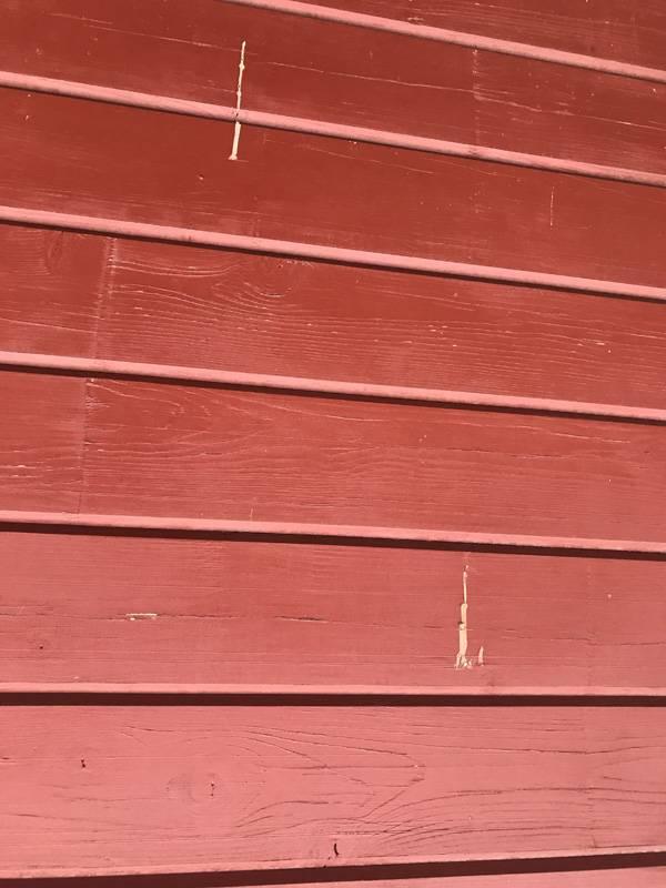 Фасадная краска по дереву для наружных работ - виды, технология покраски