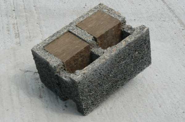 Арболитовые блоки, производство, характеристики
