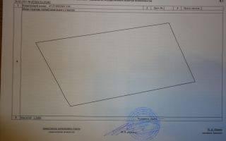 Изменение границ земельного участка, поставленного на кадастровый учет