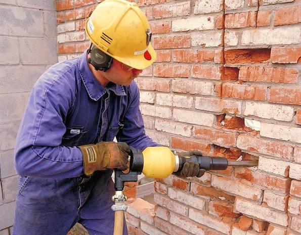 Дефекты кирпичной кладки стен