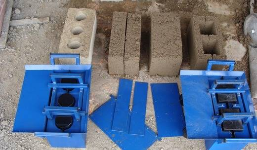 Расход цемента на кладку шлакоблока: состав раствора, расчёт нужного количества