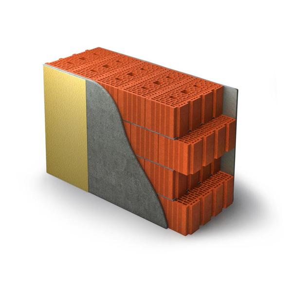 Поризованный керамический блок - характеристики и особенности кладки