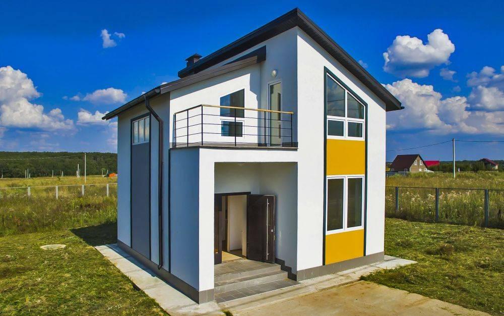 Строительство смл-домов нового поколения быстро и капитально