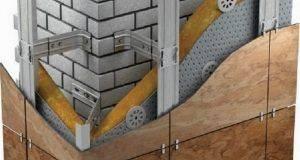 Фольгированный утеплитель для стен внутри дома