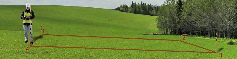 Поворотные точки границ земельного участка — что это такое в 2021 году?